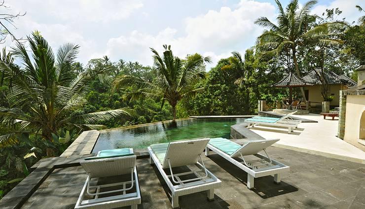 Beji Ubud Resort Bali - Kolam Renang