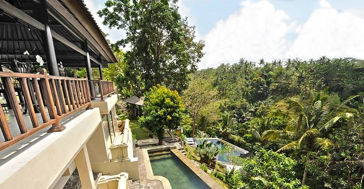 Beji Ubud Resort Bali - Tampilan Luar