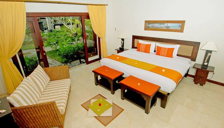 Beji Ubud Resort Bali - Deluxe Garden