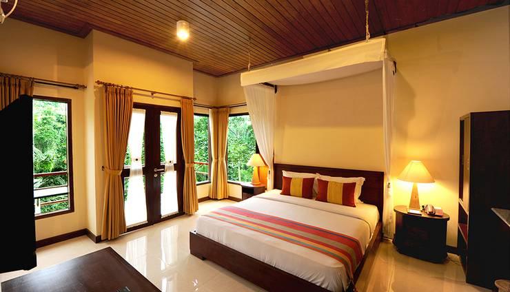 Beji Ubud Resort Bali - Deluxe Valley