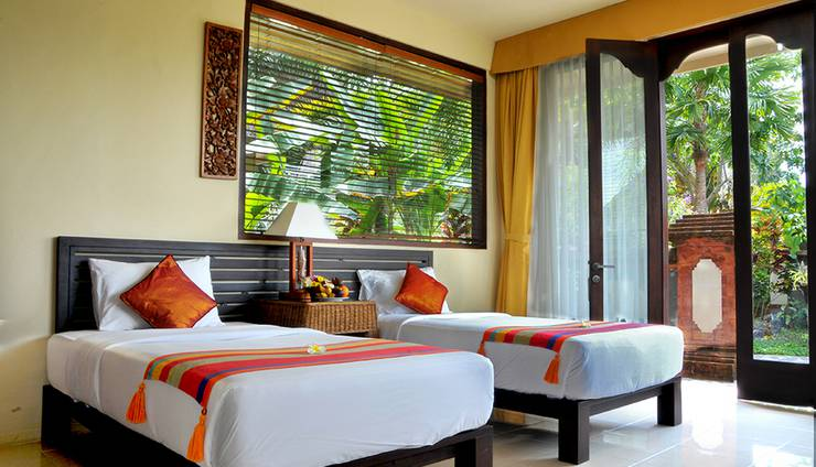 Beji Ubud Resort Bali - Lumbung Family