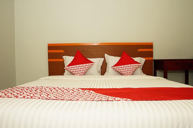 OYO 189 AA Residence Palembang - BEDROOM