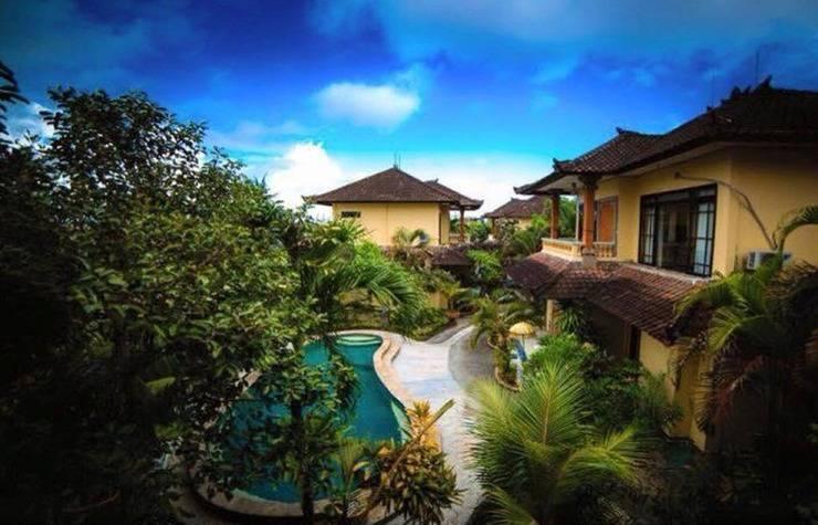 Villa Chandra Bali - Eksterior