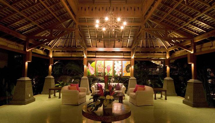 Kyriad Villa & Hotel Seminyak - penampilan