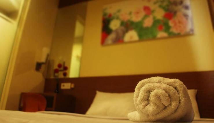 Baltis Inn Guest House Semarang - Kamar