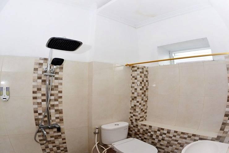 Omah Akas Lampung - Kamar mandi