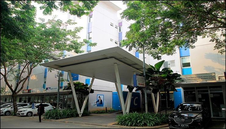 Apartemen Aeropolis by Stay360 Tangerang - exterior