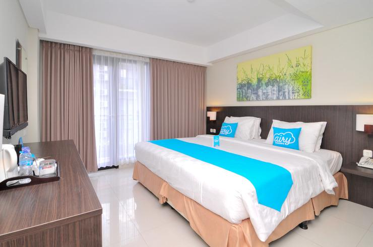 Airy Legian Sunset Road Nakula 9 Kuta Bali - Double