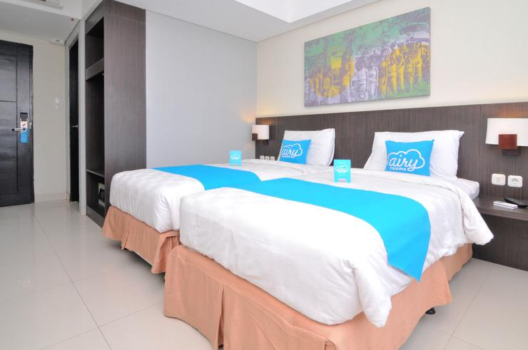 Airy Legian Sunset Road Nakula 9 Kuta Bali - Twin