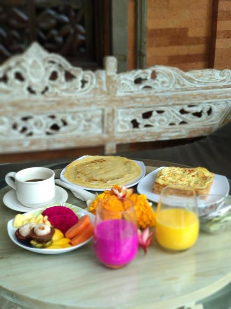 Warji House 1 Bali - Meals