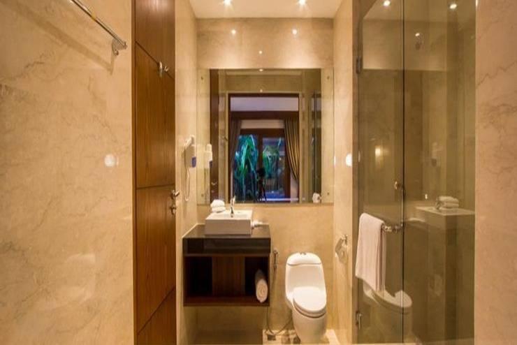 M Suite Bali - Kamar mandi
