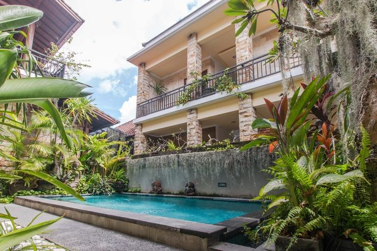 OYO 401 The Frog Homestay Sanur Bali - Pool