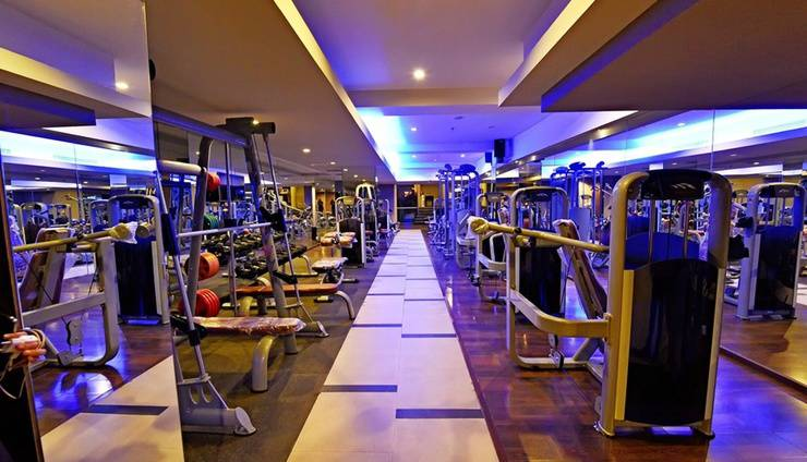 Holiday Inn Pasteur Bandung Bandung - Fitness