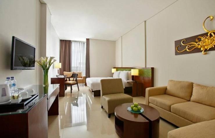 Hotel Santika  Purwokerto - Kamar Executive