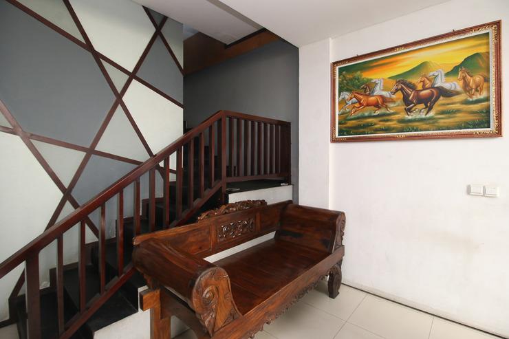 Airy Kuta Kartika Plaza Pudak Sari Bali Bali - Interior Detail
