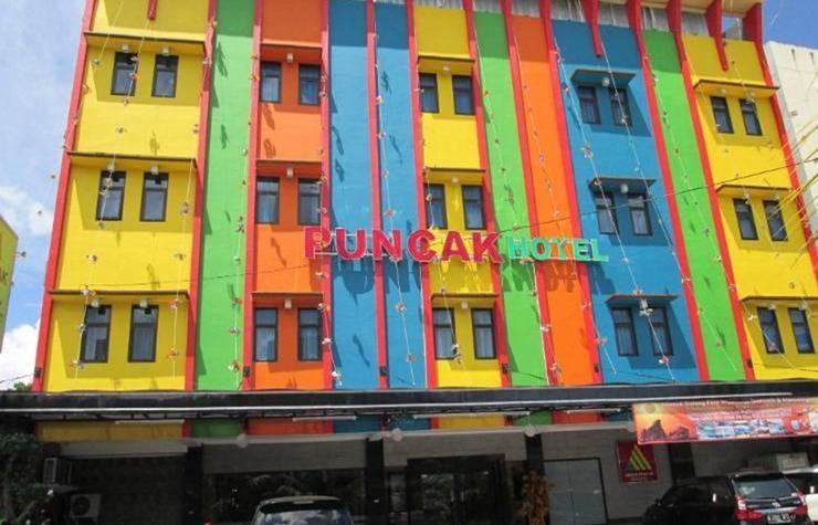 Grand Puncak Lestari Hotel Belitung - Eksterior
