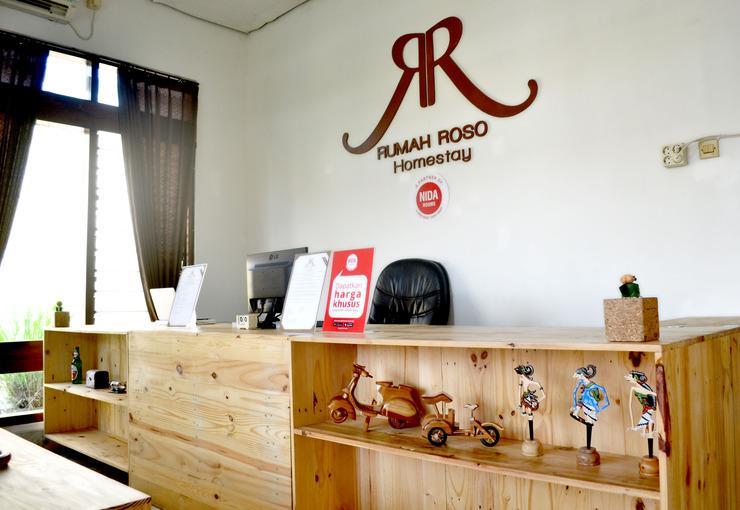 Rumah Roso Homestay Yogyakarta - Resepsionis