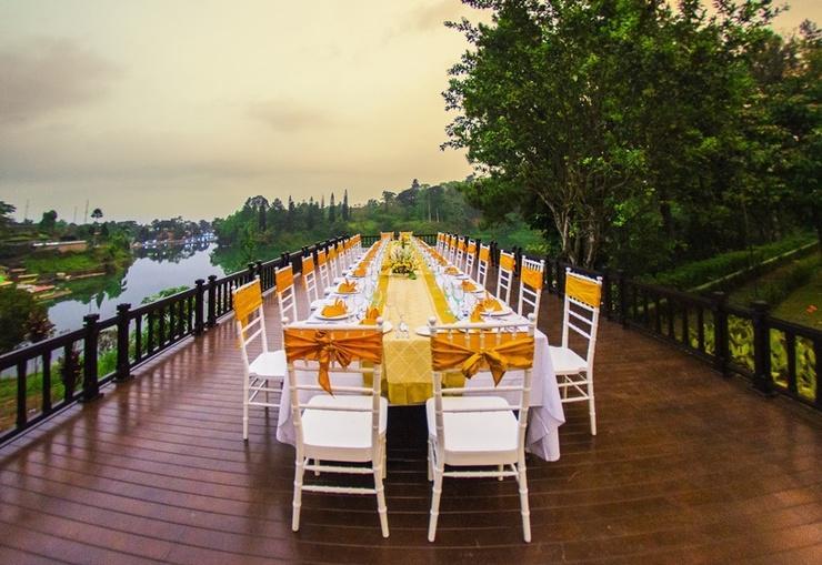 Lido Lake Resort By MNC Hotel Bogor - Restaurant