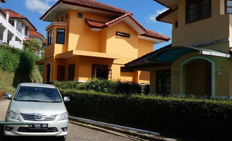 Villa Fifasa Bumi Ciherang Cianjur -
