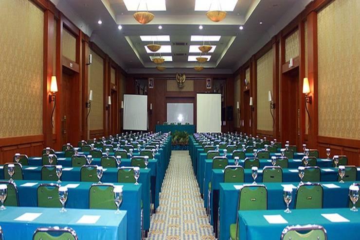 Amanda Hills Hotel Semarang - Ruang Rapat