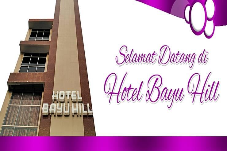Hotel Bayu Hill Aceh Tengah - Eksterior