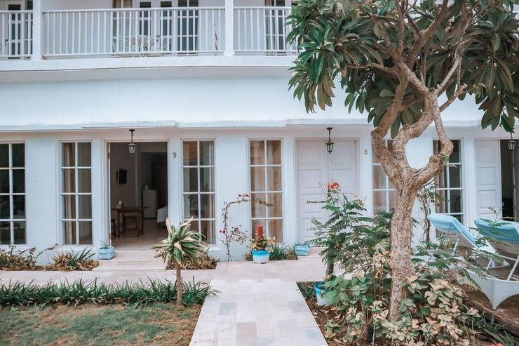 Hikari Guest House Bali - Facade