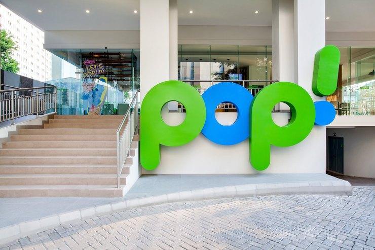 POP! Hotel Pemuda Semarang Semarang - Entrance