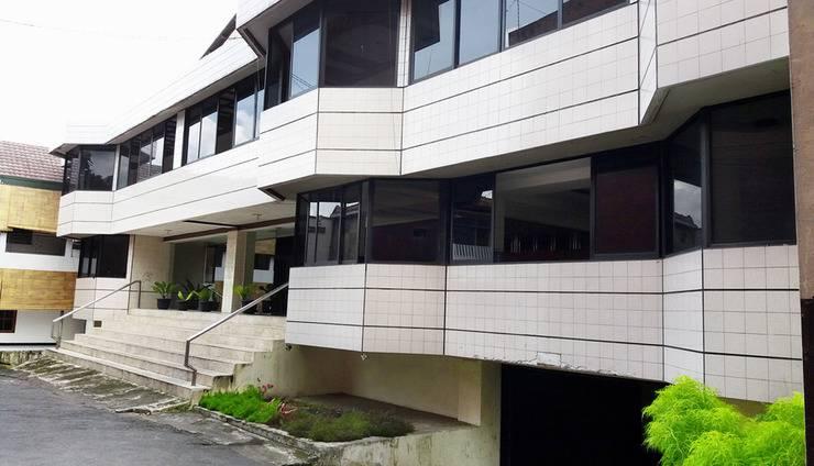 Sukabumi Indah Hotel & Restoran Sukabumi - Tampak Depan