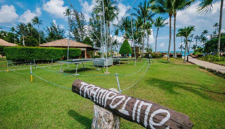 Nirwana Beach Club Bintan - pemandangan
