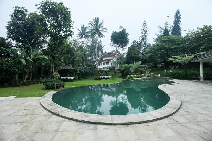 Literooms Villa Atikah Puncak Bogor - Facilities