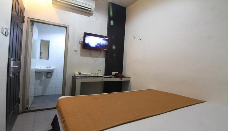 Gondola Inn Banjarmasin - Bedroom