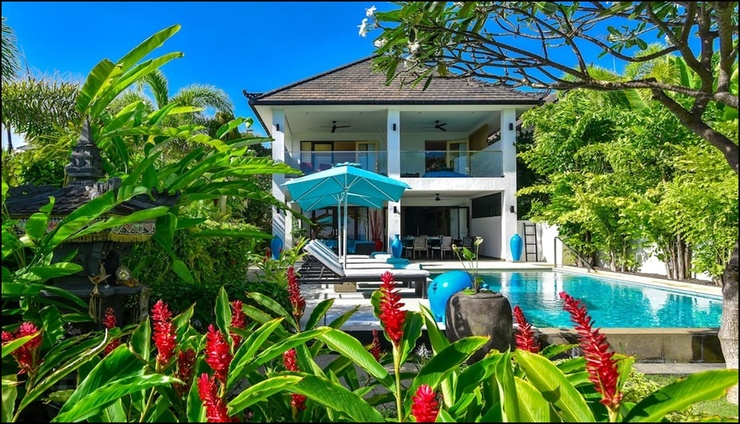 Villa Lotus D'OliGuiMar Bali - exterior