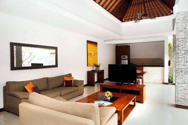 The Wolas Villas and Spa Bali -