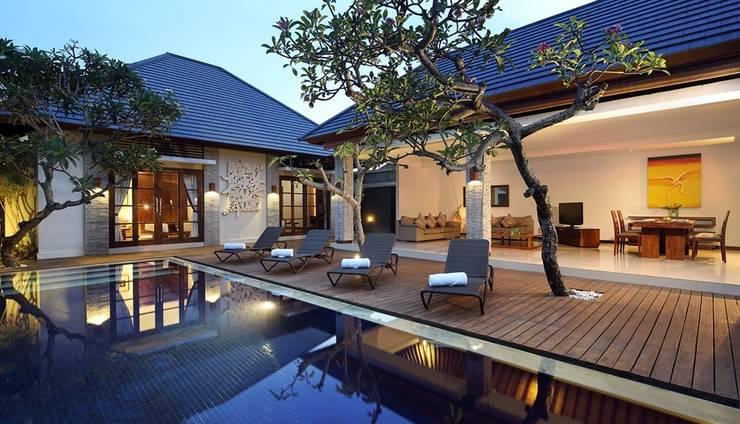 The Wolas Villas and Spa Bali - Villa dengan kolam renang pribadi