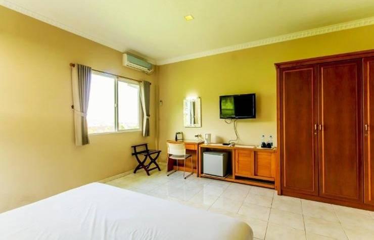 U Village Hotel Bandung Bandung - Kamar tamu