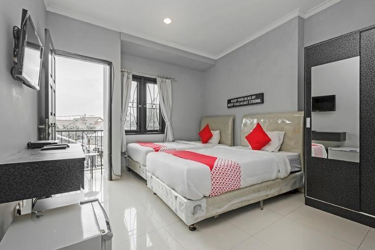 OYO 105 La Maison d Ilona Jakarta - Bedroom