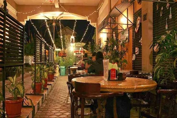 Patria Plaza Hotel Blitar - Restoran
