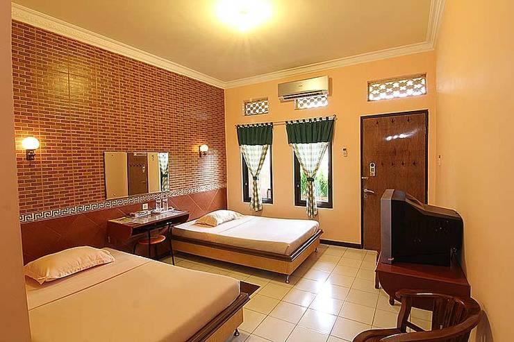 Patria Plaza Hotel Blitar - Rooms