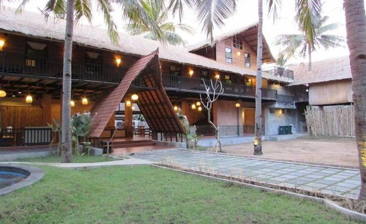 Gili Klapa Hostel Lombok - Eksterior