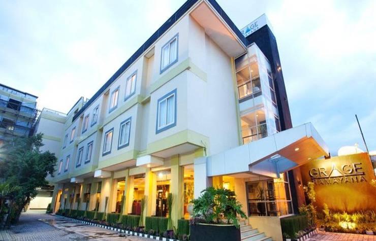 Grage Ramayana Hotel Yogyakarta - Eksterior