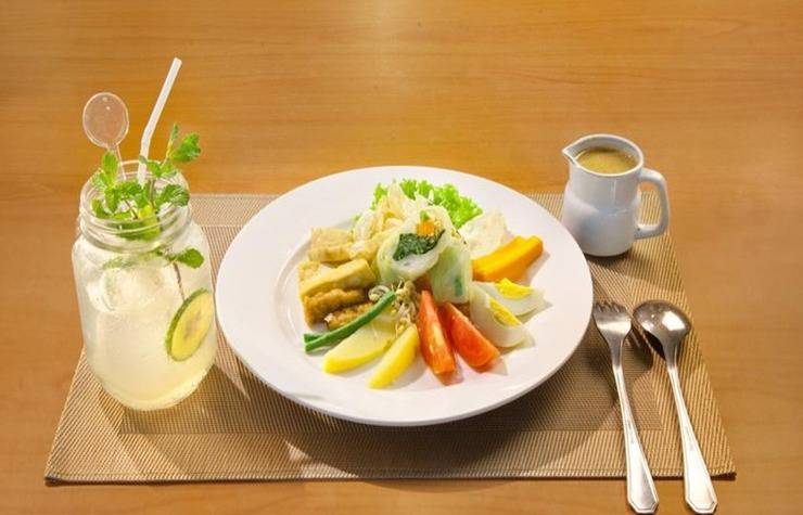 Grage Ramayana Hotel Yogyakarta - Makanan