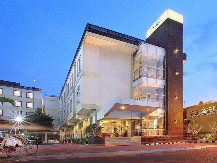 Grage Ramayana Hotel Yogyakarta - Grage Ramayana Hotel