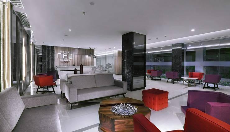 Hotel Neo  Malioboro - Lobi