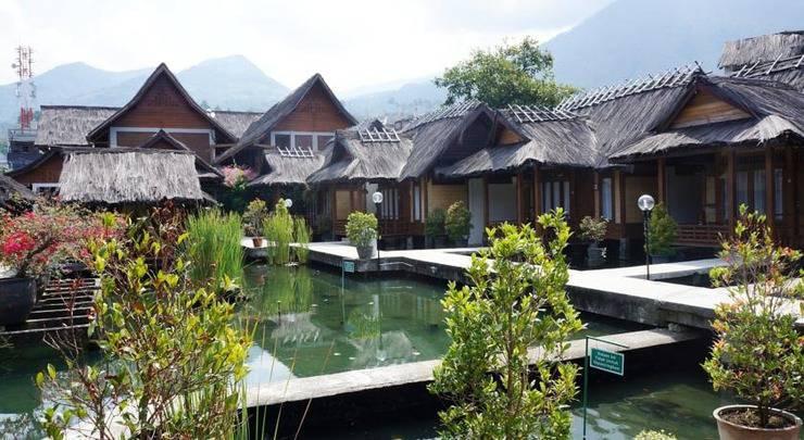 Tarif Hotel Kampung Sumber Alam Garut (Garut)