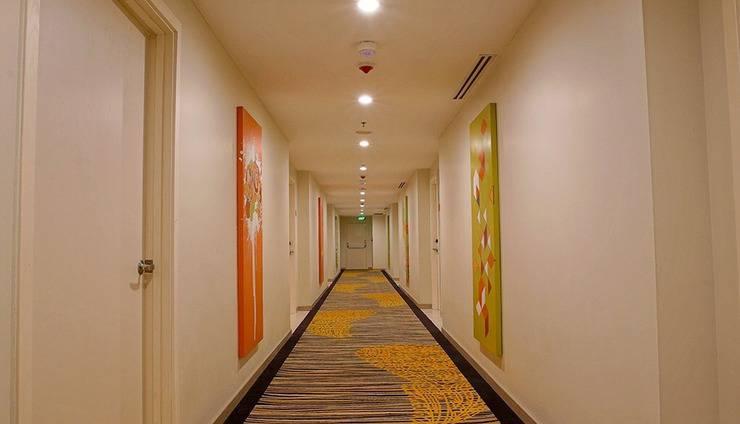 HARRIS Hotel Samarinda - Koridor