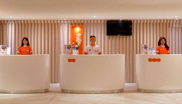 HARRIS Hotel Samarinda - Resepsionis