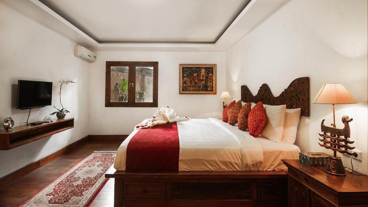 Joglo Legacy Bali - Bedroom