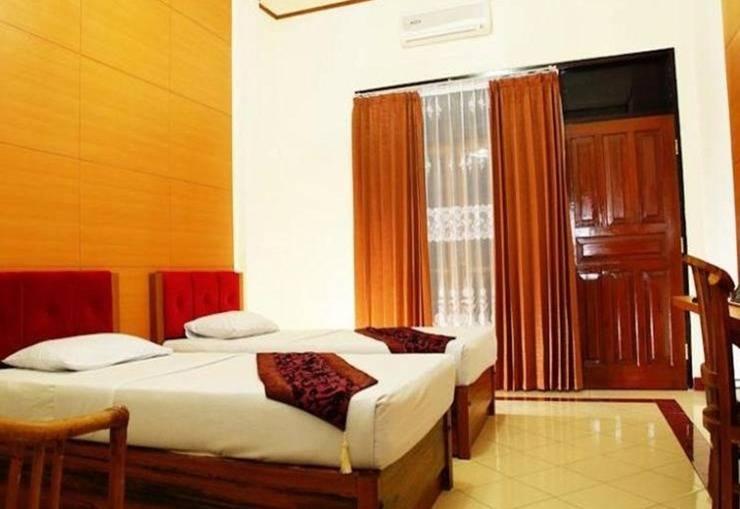 Hotel Mataram Lombok Lombok - Kamar Deluxe