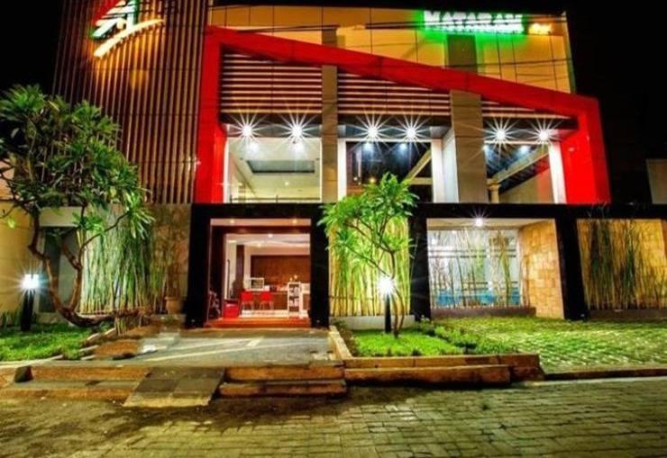 Hotel Mataram Lombok Lombok - Eksterior