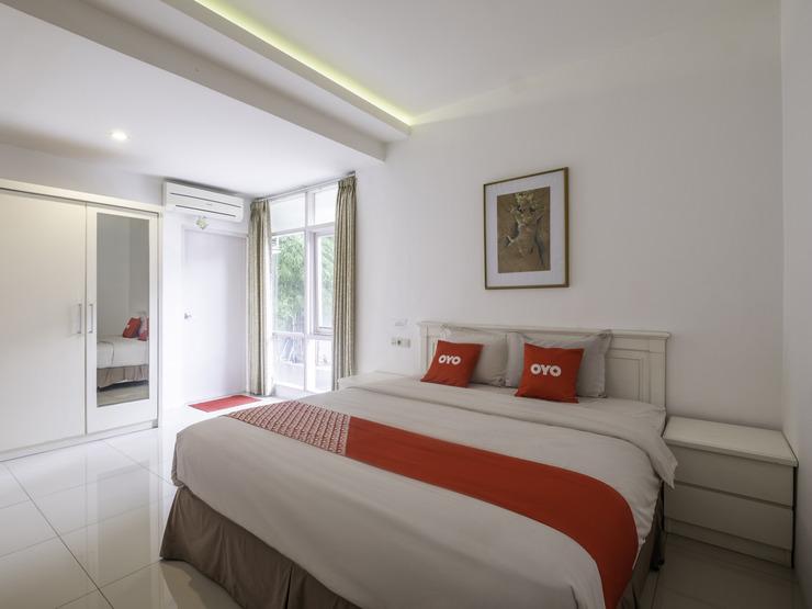 OYO 1873 Kyai Luhur Guest House Bandung - Deluxe Double Bedroom